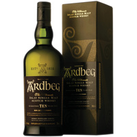 ARDBEG SINGLE MALT       700ML