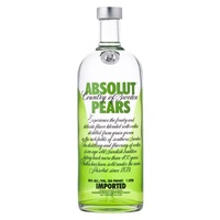 ABSOLUT VODKA PEARS      700ML
