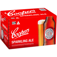 COOPERS SPK ALE BTL     24x375ML