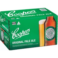 COOPERS PALE ALE 24x375ML