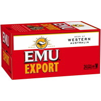 EMU EXPORT STB          24x375ML