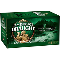 BOAGS DRAUGHT BTL       24x375ML