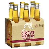 GREAT NORTHERN 4.2%      6x330ML