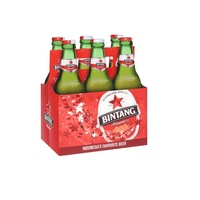 BINTANG BEER BTL       6x330ML