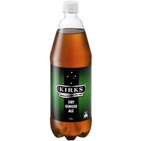 KIRKS DRY GING/ALE   PE1.25L