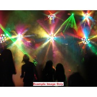 Complete Party Package Lights, Sound & Fog Machine HIRE ONLY