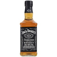 JACK DANIEL'S TENNESSEE WHISKEY 350ML