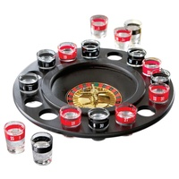 DRINKING ROULETTE SET         EA