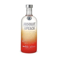 ABSOLUT VODKA APEACH     700ML