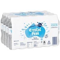 Community Co Crystal Peak Spring Water 24x600mL