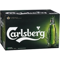 CARLSBERG BEER 24x330ML