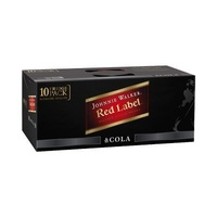 J/WALKER RED&CLA 4.6%10P 375ML