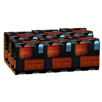 BULLEIT & COLA 6.5%   24x375ML