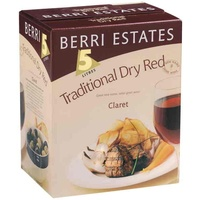 BERRI TRADITIONAL DRY RED 5L CASK