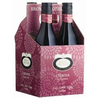 BROWN BROS CIENNA      4x275ML