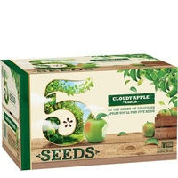 5SEEDS CLD APL        24x345ML