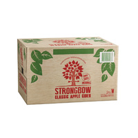 STRONGBOW ORIGINAL CLASSIC DRAFT BTL 24x355ML