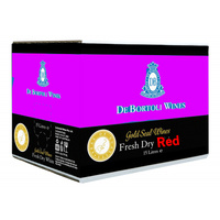 DE BORTOLI GOLD SEAL DRY RED CASK 15L