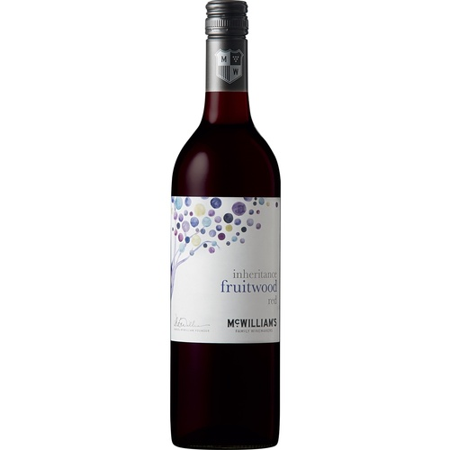MCW INHERIT FRTWOOD RED  750ML